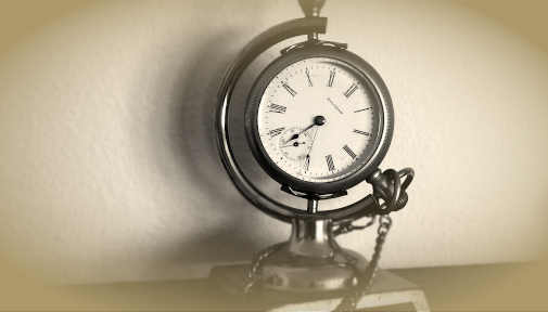 picture of watch for time saving article on caregiving by christene klotz